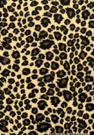 Leopard Carnet d'adresses Leopard Print French Address Book